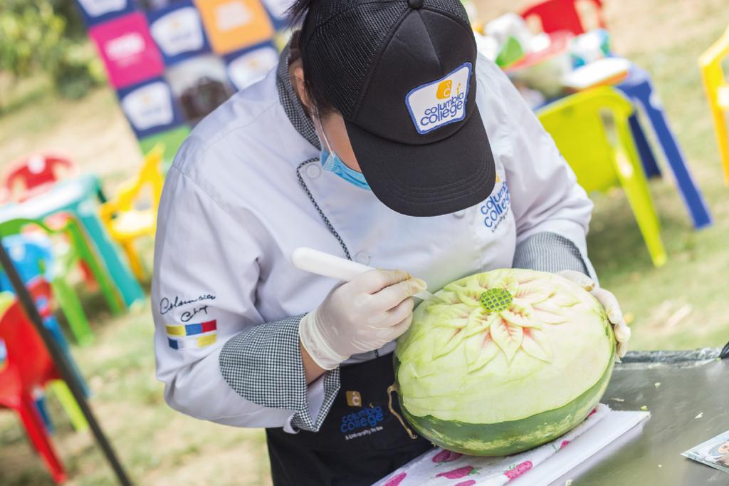 T cnico laboral en cocina colombia college - Tecnico en cocina y gastronomia ...